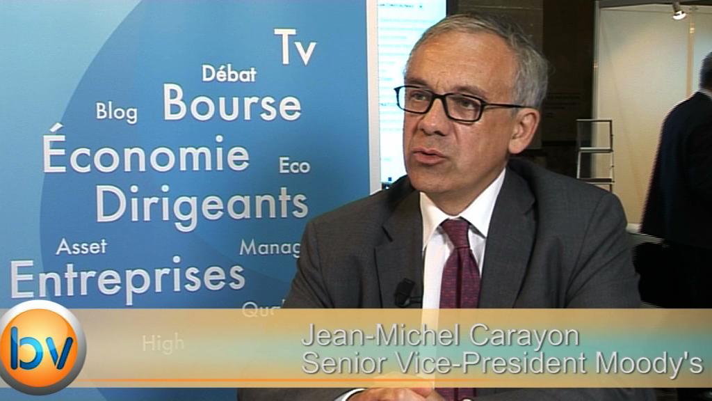 """Jean-Michel Carayon Vice-Président Moody's : """"Nous pensons que la désintermédiation va continuer mais pas forcément au même rythme"""""""