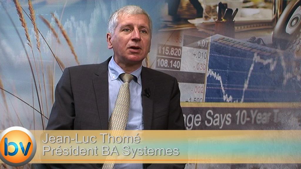 """Jean-Luc Thomé Président BA Systemes : """"Le savoir-faire en matériel portuaire de Gaussin m'a intéressé"""""""