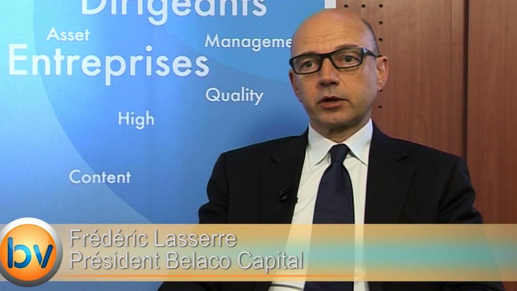 """Frédéric Lasserre Président Belaco Capital : """"2015 ne sera pas marquée par une reprise de la croissance économique"""""""