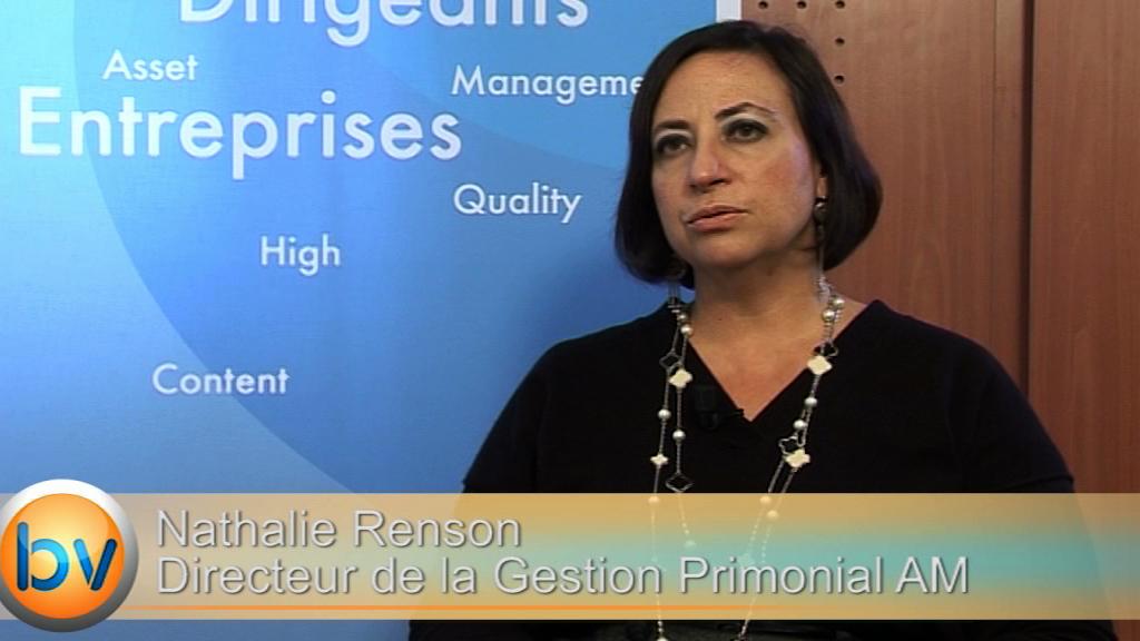 Nathalie Renson Directeur Gestion Primonial AM : «La zone Europe est désormais sous-pondérée»