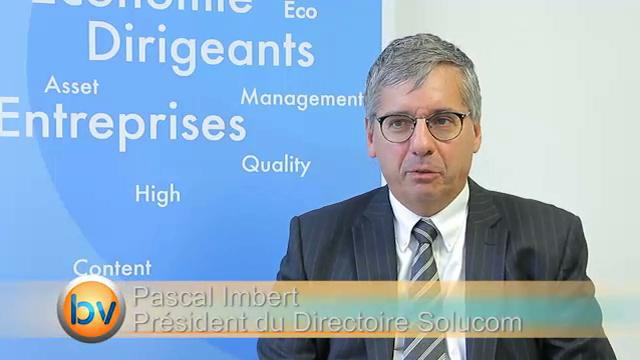 Pascal Imbert Président du Directoire Solucom : «Nous sommes confiants pour le moyen terme»