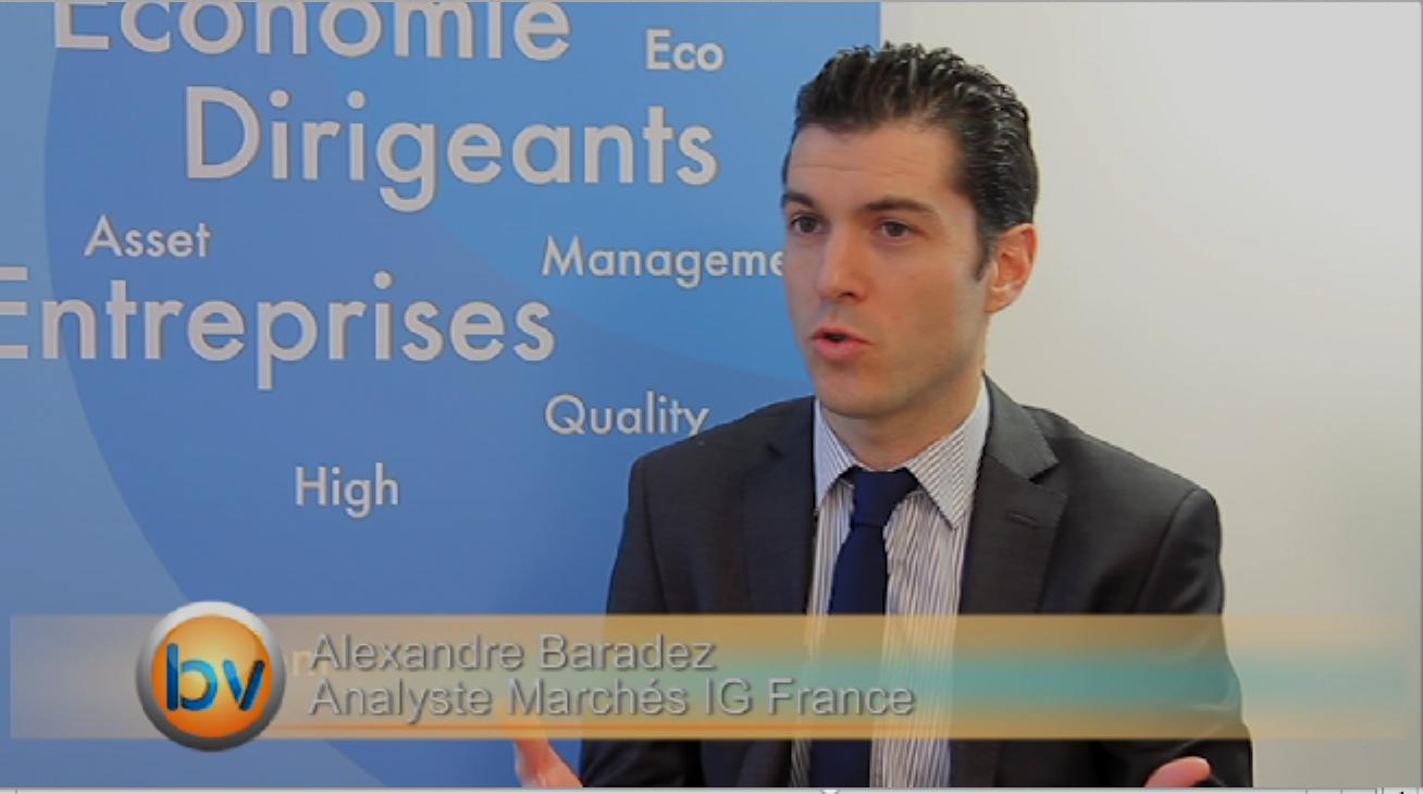 Alexandre Baradez Analyste Marchés IG France : «On va assister à une prise de risque supplémentaire en faveur des marchés actions»