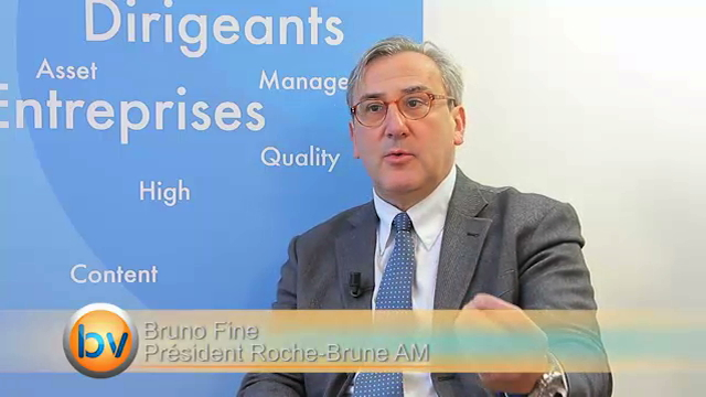 Bruno Fine Président Roche-Brune AM : «Les actions valeurs refuges de demain»