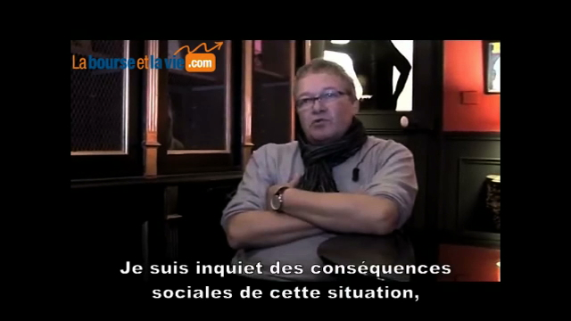 "Rainer Voss ancien banquier d'affaires : « Je suis inquiet des conséquences sociales de cette situation » : Interview de Rainer Voss ancien banquier d'affaires de ""Master of Universe"" (Troisième partie)"