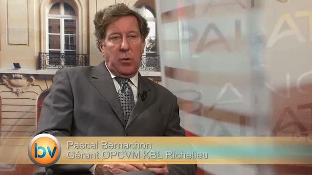 """Pascal Bernachon Gérant OPCVM KBL Richelieu : """"Les mois de cet enrichissement du porteur obligataire sont comptés"""""""