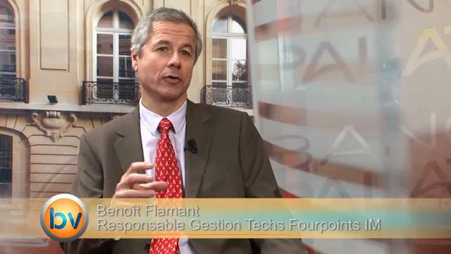 """Benoît Flamant Responsable Gestion Techs Fourpoints IM : """"On voit de plus en plus de sociétés qui cherchent à réinventer des industries traditionnelles"""""""