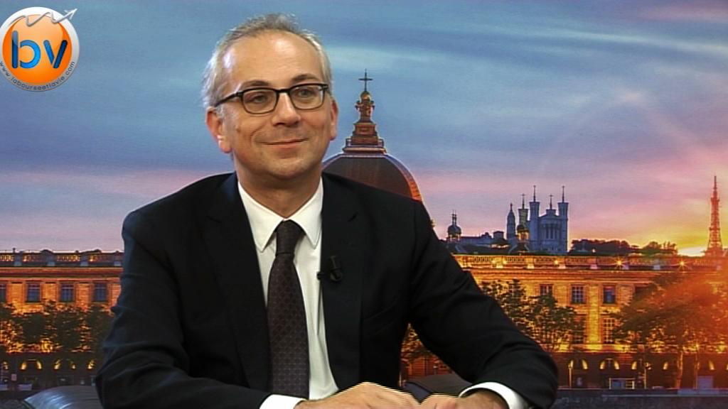 """Julien Carmona Directeur Général Nexity : """"Notre tendance est plutôt de l'ordre du rebond technique"""""""