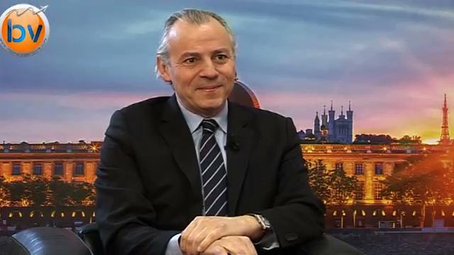 """Michel Denis Directeur Général Manitou : """"Nous avons amélioré notre productivité"""""""