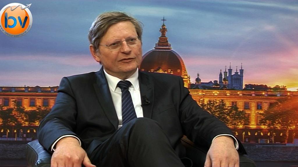 Thierry Lambert Pdg Naturex : «Il y a lieu d'être optimiste pour la croissance en 2015»
