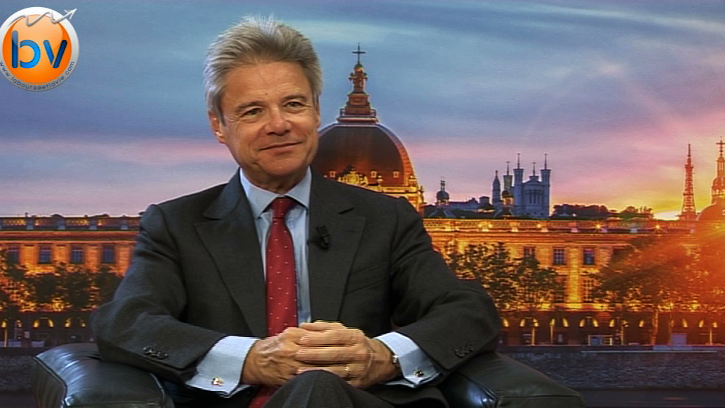 Philippe Audouin Directeur Financier Eurazeo : «Elis et Europcar devraient aller en Bourse cette année»