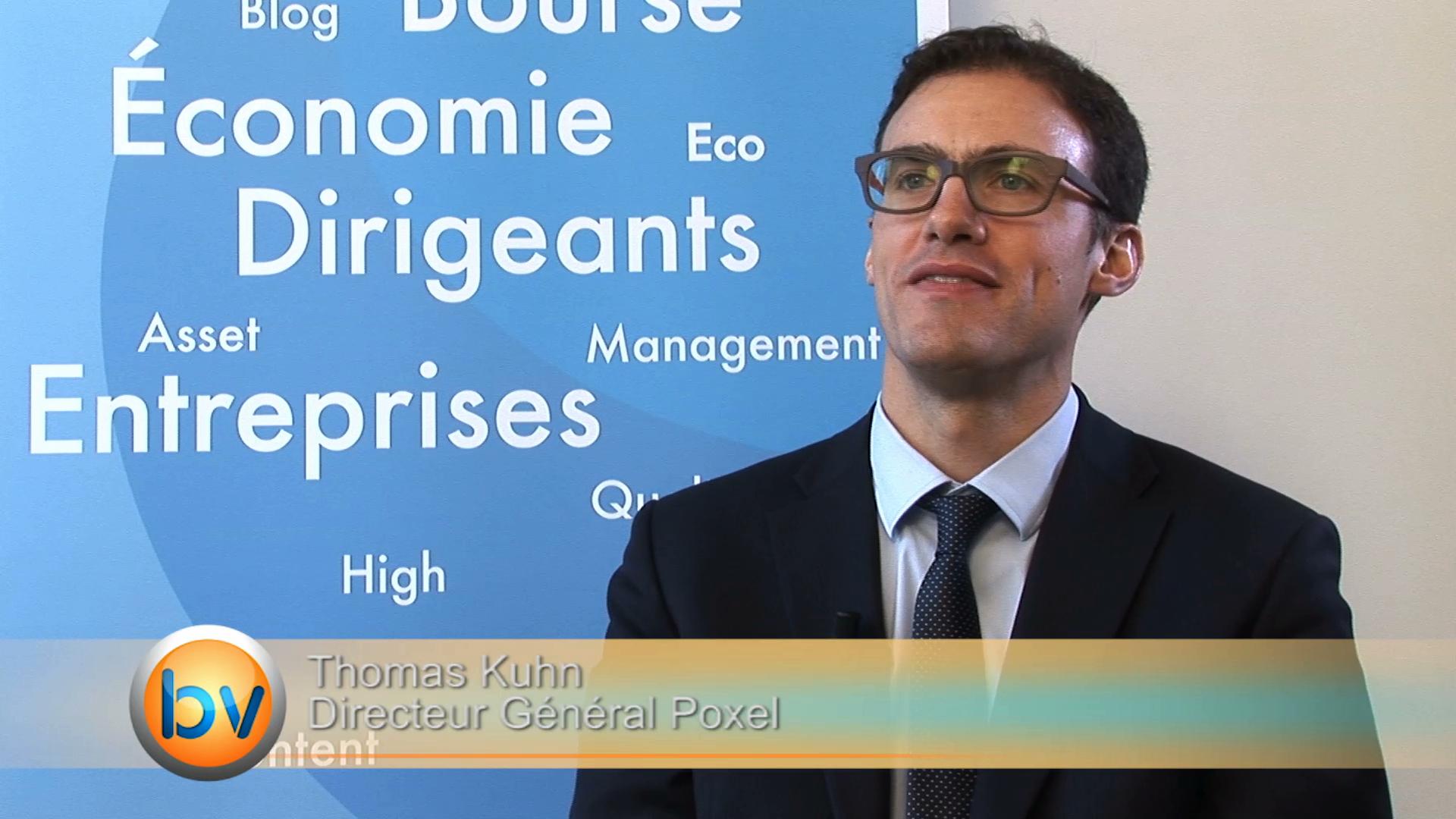 """Thomas Kuhn Directeur Général Poxel : """"On veut continuer à développer et à valoriser encore ce produit"""""""