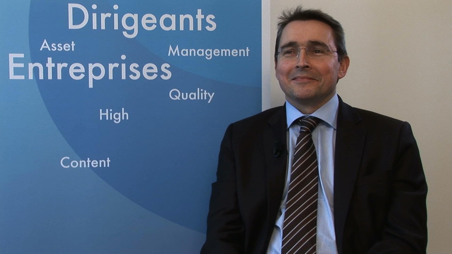 """Yves Vignancour Directeur Général Safe Orthopaedics : """"Notre produit s'adapte au chirurgien"""""""