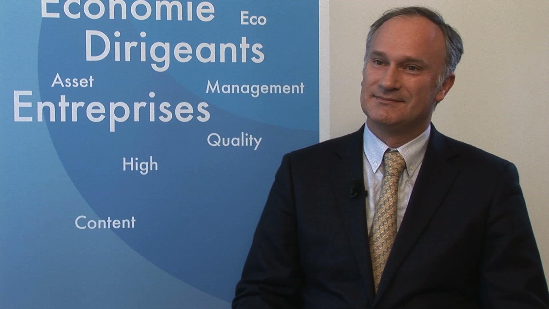 """Lionel Ségard Pdg Quantum Genomics : """"En 2015, on a lancé l'étude clinique de phase 2"""""""