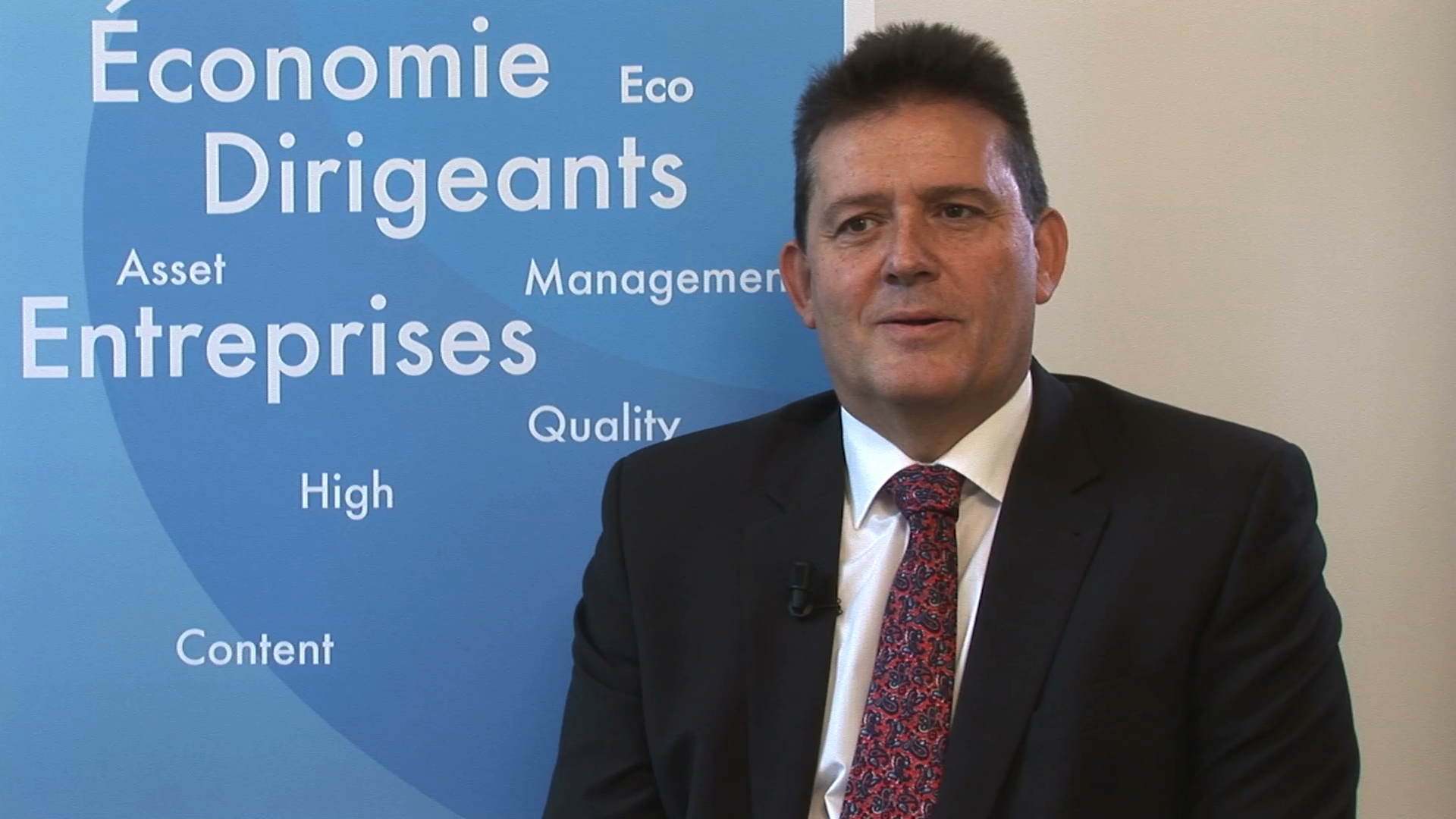 """Pascal Langlois Pdg Tronics : """"Notre modèle présente de la visibilité sur la croissance"""""""