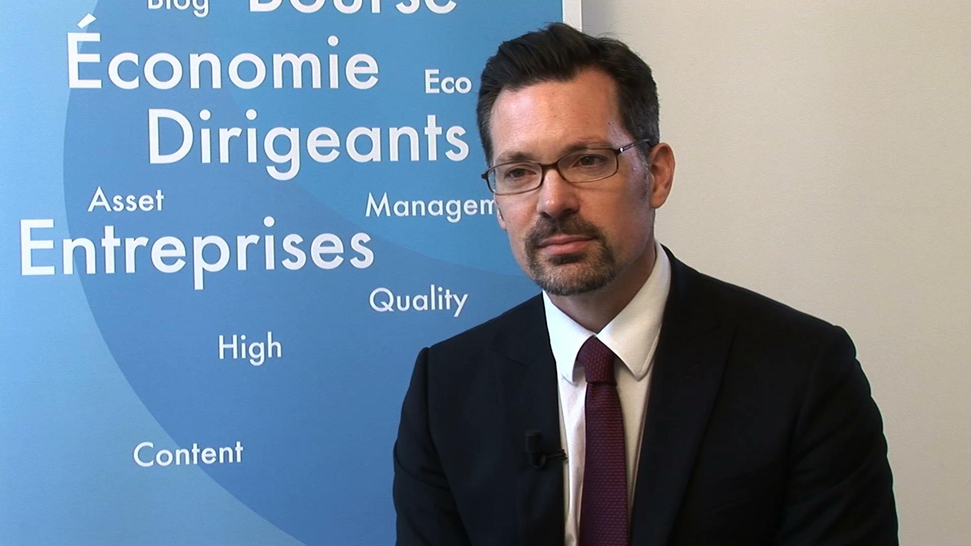 """Guillaume Roques Directeur Marketing EMEA Salesforce : """"L'accès aux technologies est plus facile pour les PME"""" : Transformation des PME dans le numérique"""
