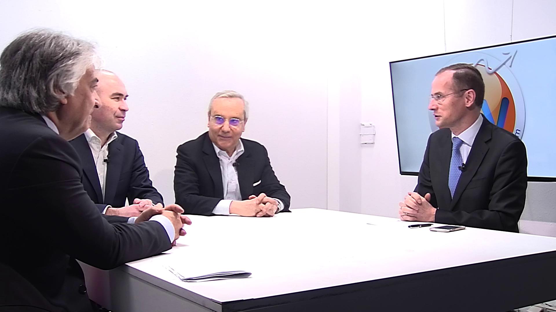 Bourse, Avis d'experts, l'émission pour un débat stratégie d'investissement (1ère partie)