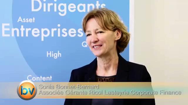 Sonia Bonnet-Bernard Associée Gérante Ricol Lasteyrie Corporate Finance : «La Bourse de Paris a encore beaucoup à faire pour attirer les investisseurs»