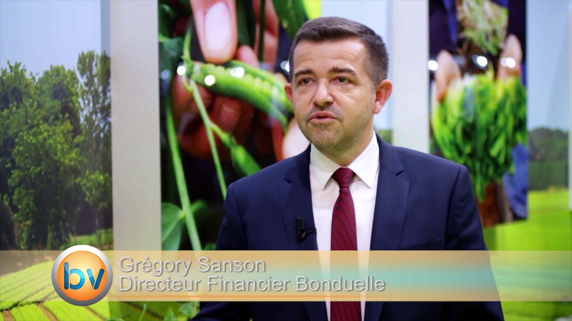 """Grégory Sanson Directeur Financier Bonduelle : """"Notre modèle de développement est basé pour moitié sur la croissance externe"""""""