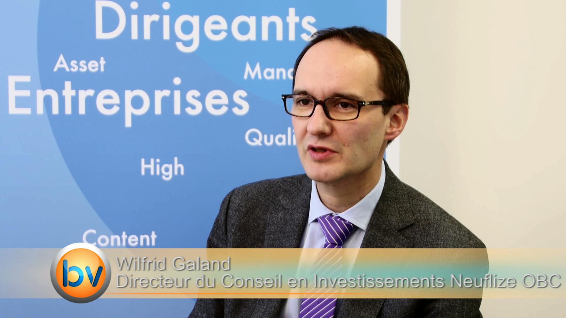Wilfrid Galand Directeur Conseil en Investissement Neuflize OBC : «Cette année restera volatile»