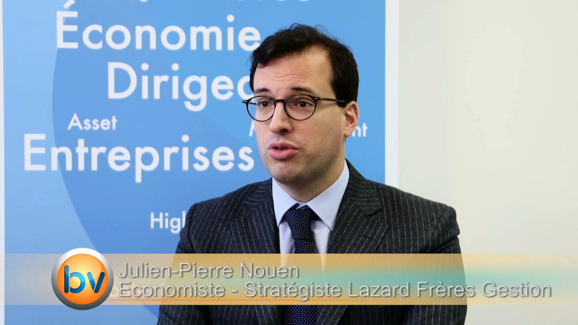 """Julien-Pierre Nouen Economiste – Stratégiste Lazard Frères Gestion : """"Toujours très favorable aux actions de la zone euro"""""""
