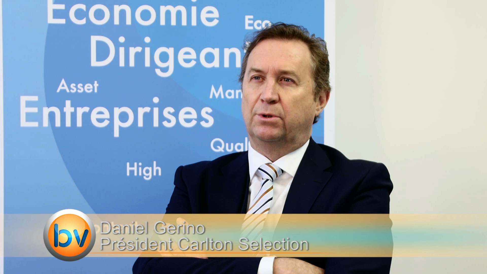 Daniel Gerino Président Carlton Sélection : «Il y a des perspectives sur la zone euro»