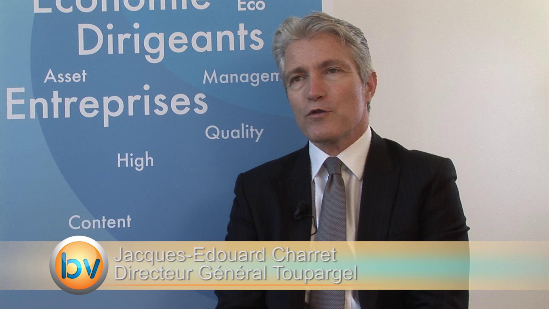 """Jacques-Edouard Charret Directeur Général Toupargel : """"La croissance externe n'est pas un objectif prioritaire en 2015"""""""