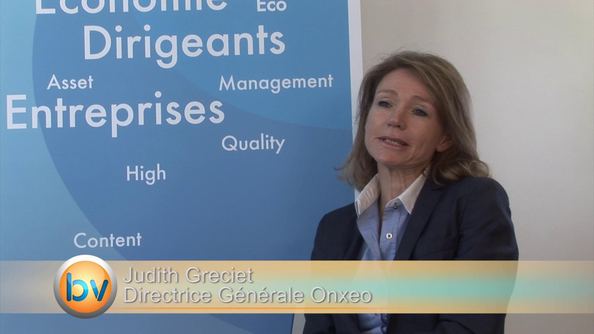 """Judith Greciet Directrice Générale Onxeo : """"Il y a les bases avec une stratégie claire"""""""