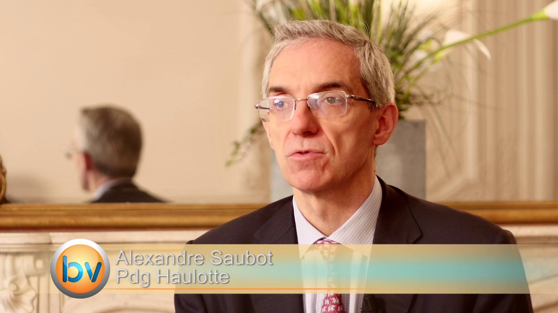 """Alexandre Saubot Pdg Haulotte : """"On se rapproche du rebond du marché européen"""""""