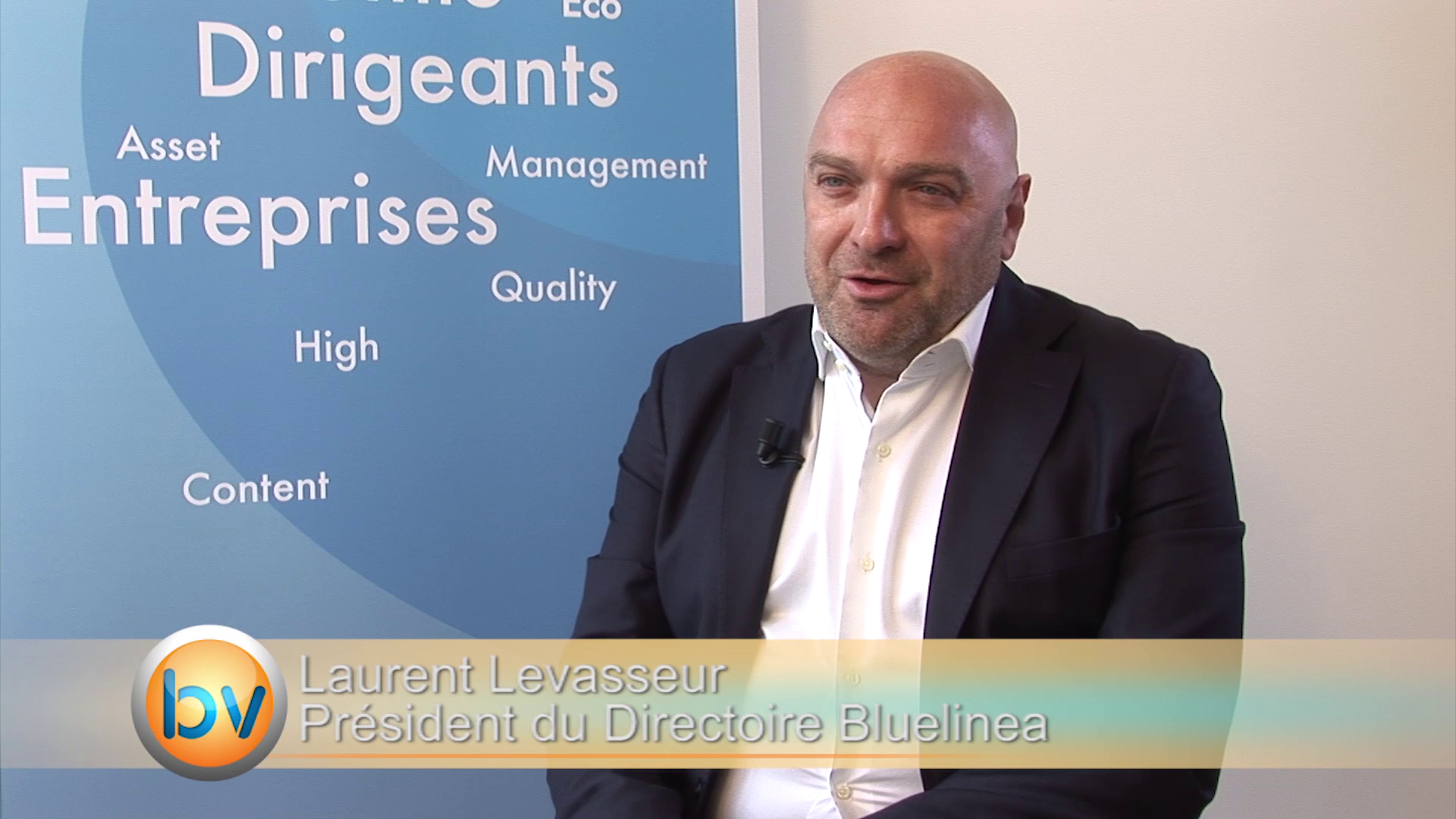"""Laurent Levasseur Président du Directoire Bluelinea : """"Il faut préparer l'international"""""""