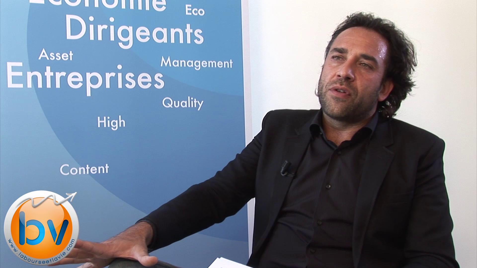 """Sebastian Lombardo Pdg Valtech : On ne peut pas dire que la France devienne un pays """"business friendly"""""""