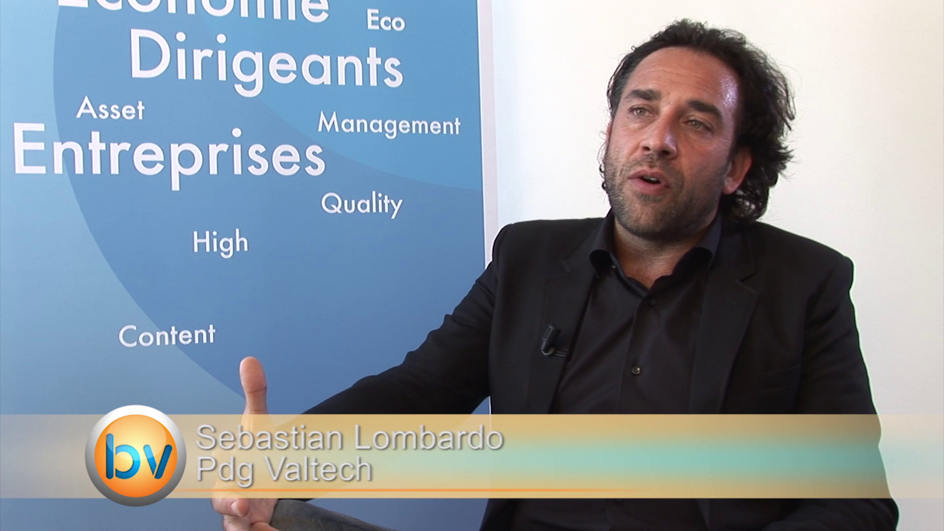 "Sebastian Lombardo Pdg Valtech : ""Continuer l'internationalisation du groupe y compris par acquisitions"""