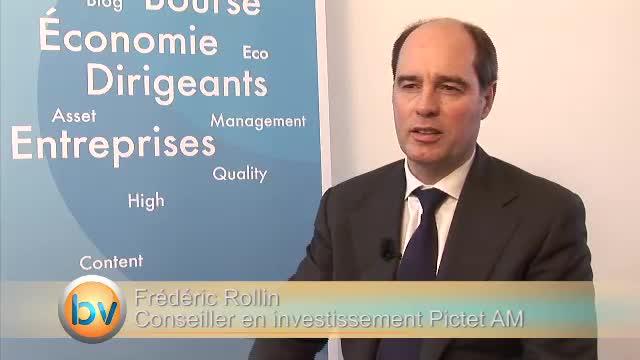 """Frédéric Rollin Conseiller en Stratégie d'investissement Pictet AM : """"La Fed va essayer d'être moins prévisible"""""""