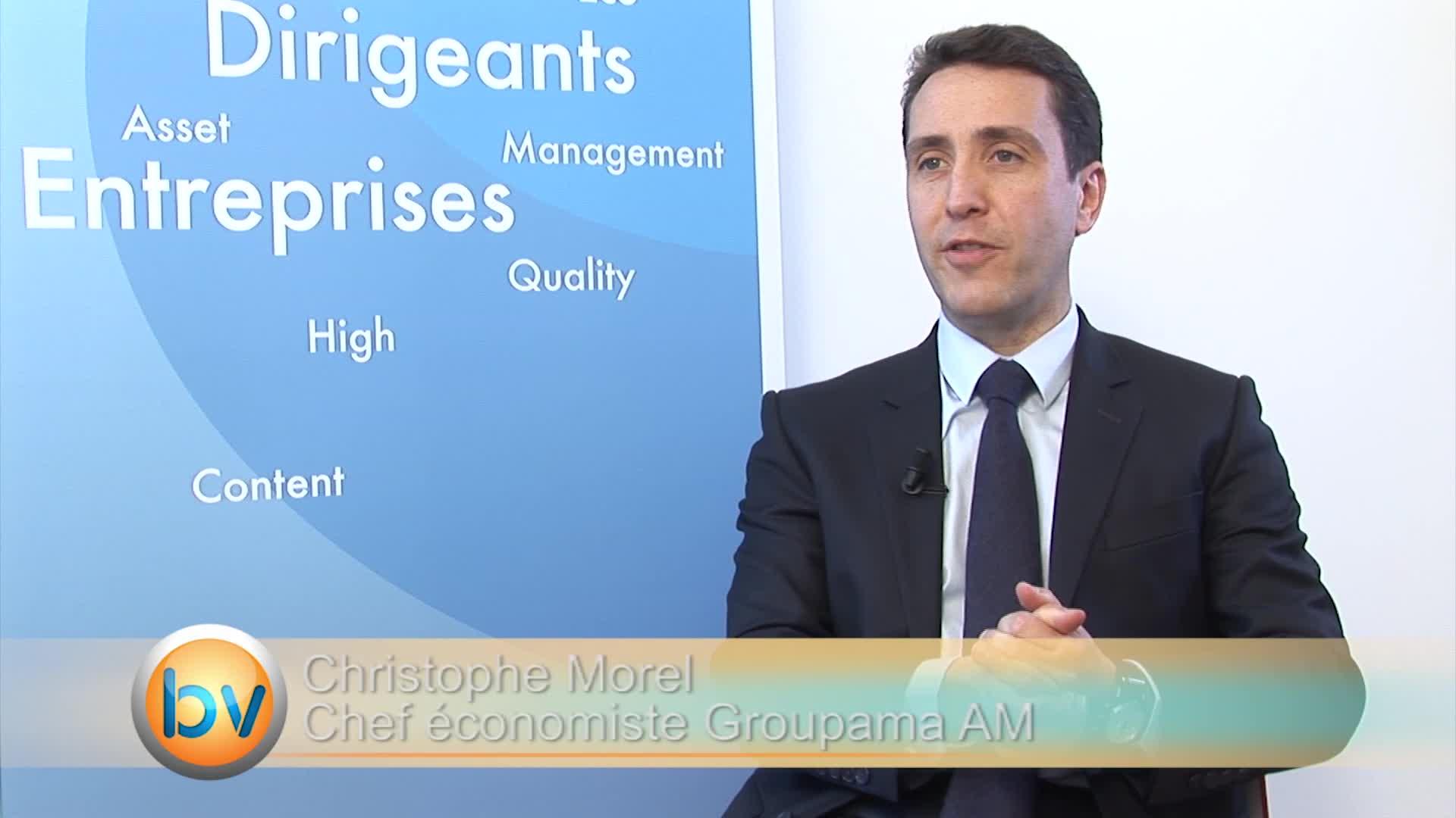 """Christophe Morel Chef économiste Groupama AM : """"Nous pensons toujours que la FED va monter ses taux plus tôt que prévu"""""""