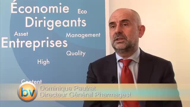 """Dominique Pautrat Directeur Général Pharmagest : """"Nous espérons que la e-santé va vraiment se développer en 2015"""""""