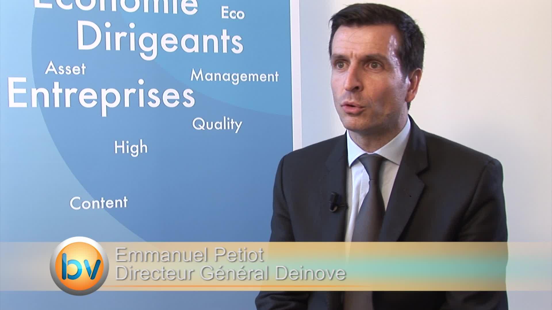 """Emmanuel Petiot Directeur Général Deinove : """"Nous espérons signer de nouveaux partenariats structurants en 2015"""""""