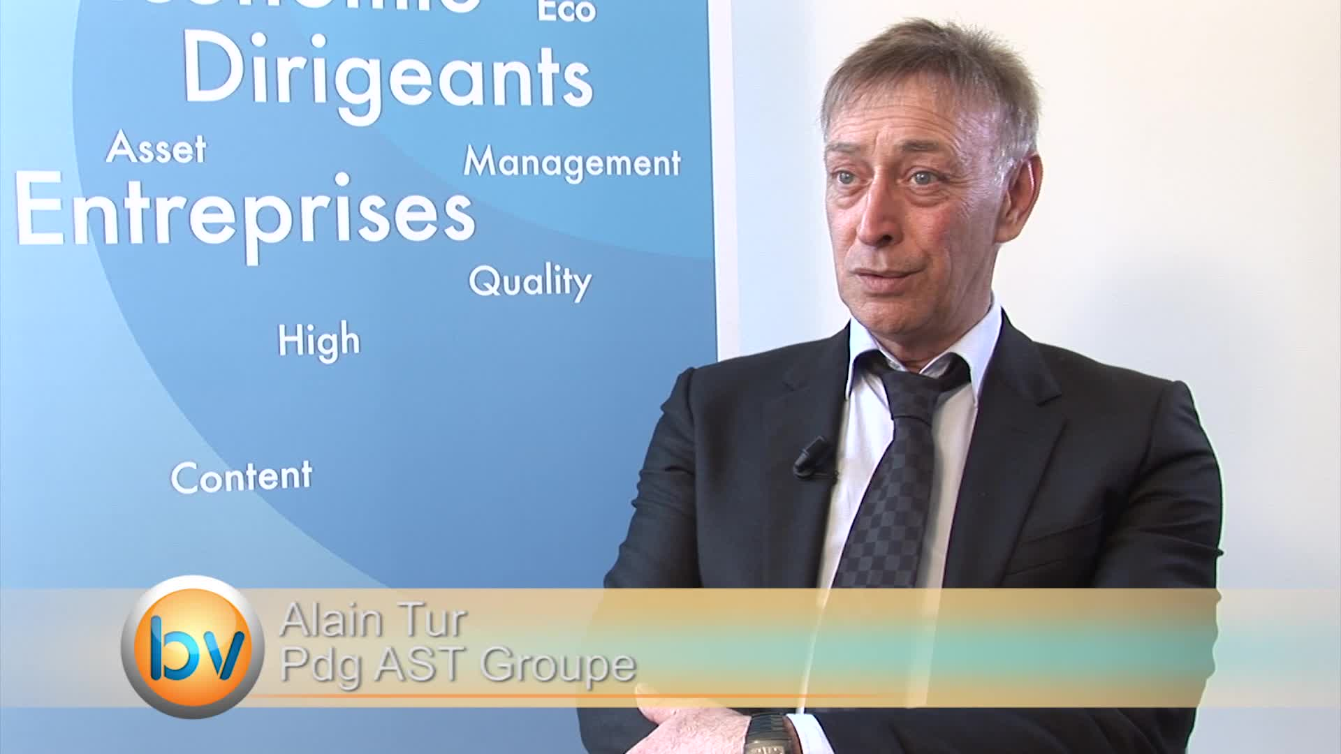 Alain Tur Pdg AST Groupe : «Un marché en phase de stabilisation»