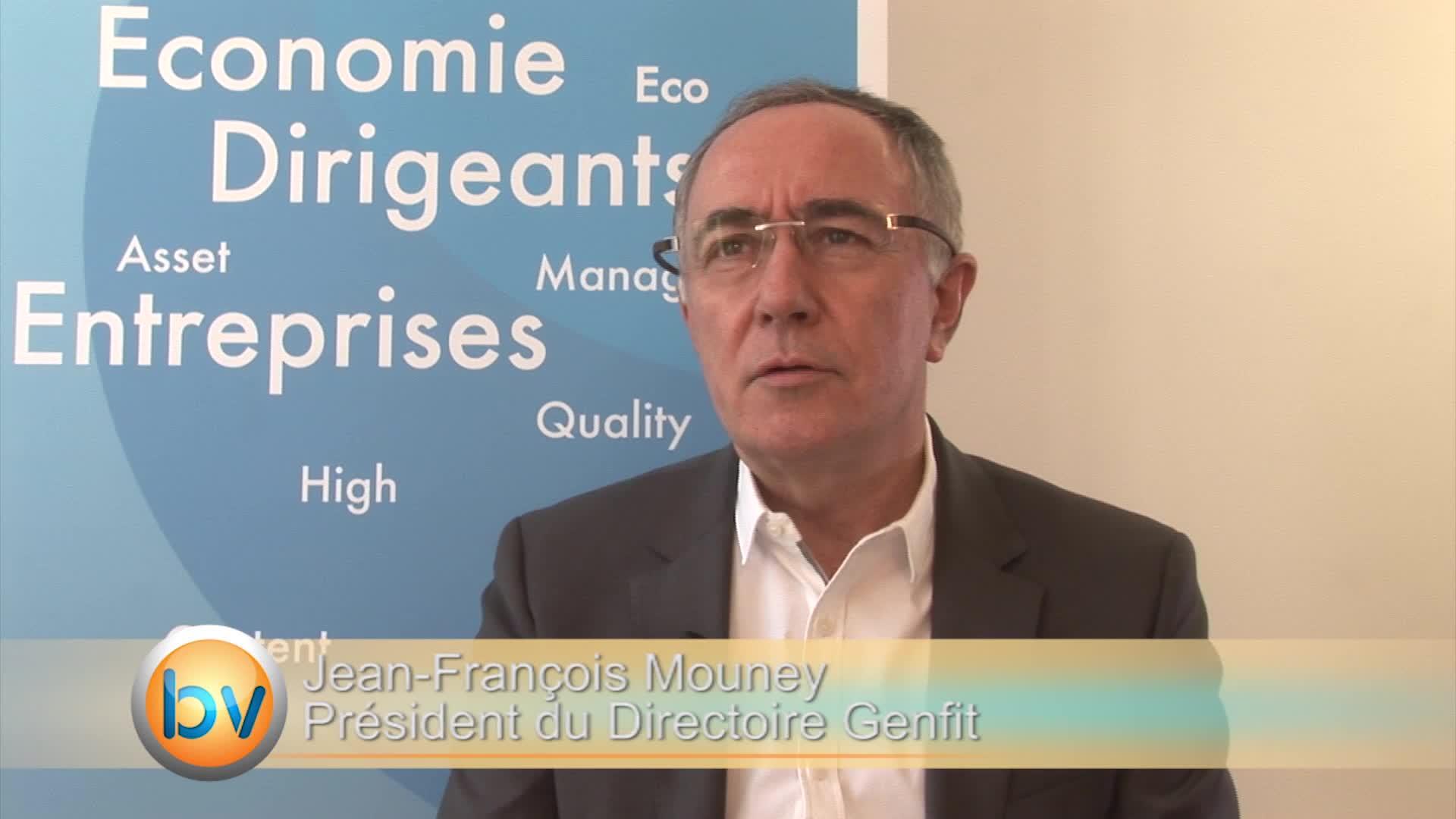 """Jean-François Mouney Président du Directoire Genfit : """"La probabilité que la phase 3 démarre sur le 505 après accord de la FDA est très élevé"""""""