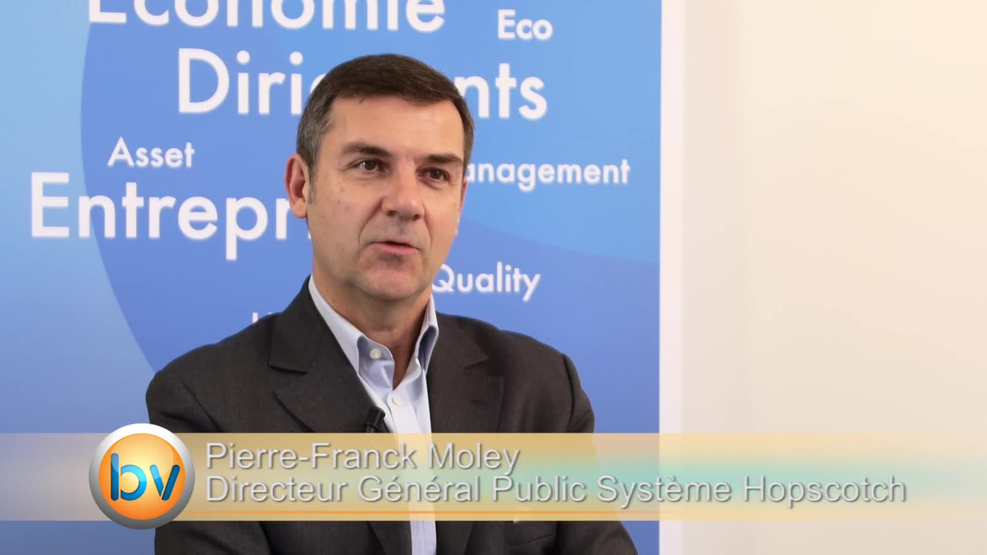 Pierre-Franck Moley Directeur Général Public Système Hopscotch : «On sent que cela repart à des degrés divers dans toute l'Europe»