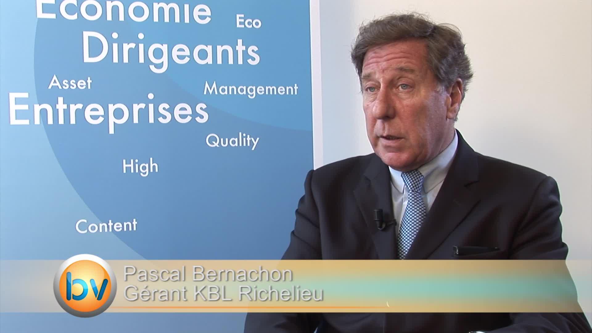 Pascal Bernachon Gérant KBL Richelieu : «La chasse au rendement sera un moteur de l'investissement»
