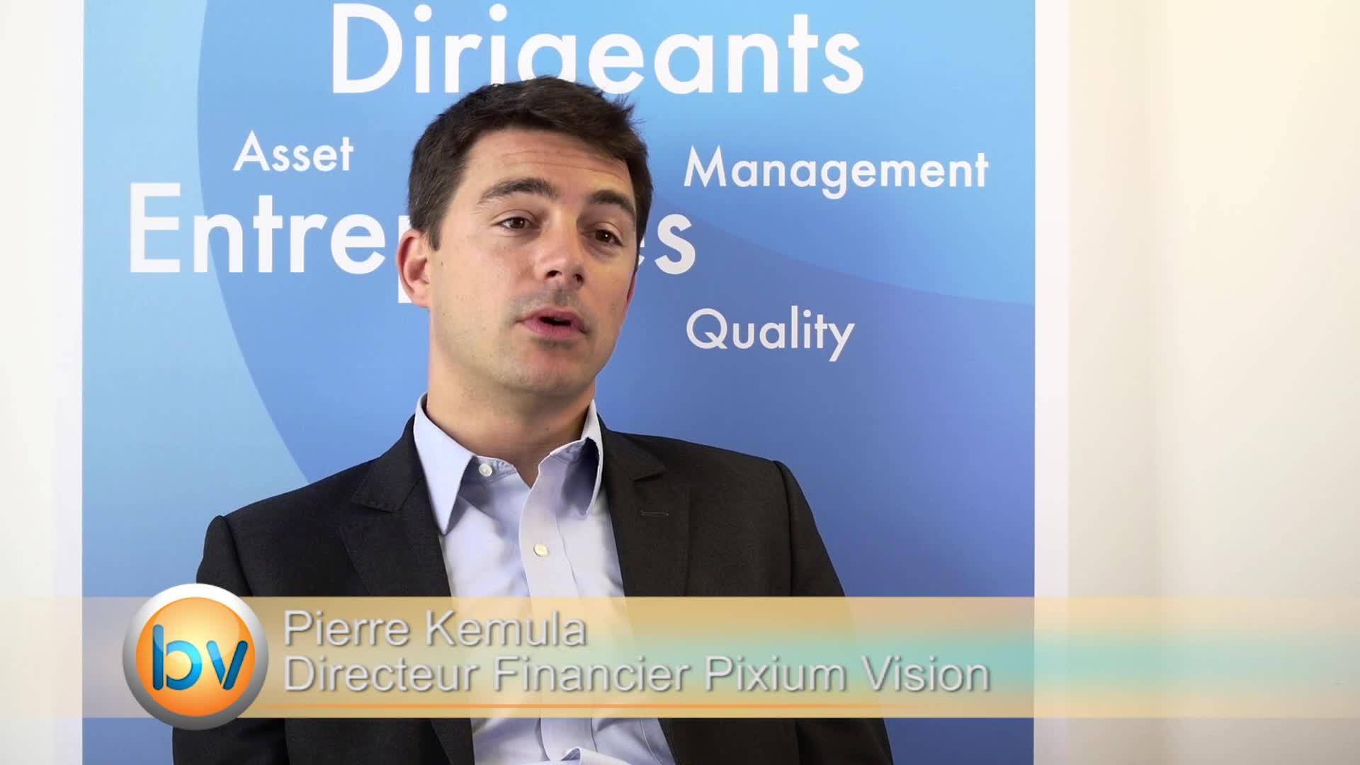 """Pierre Kemula Directeur Financier Pixium Vision : """"Dans quelques mois nous devrions avoir plus de confort sur le fonctionnement de Prima"""""""