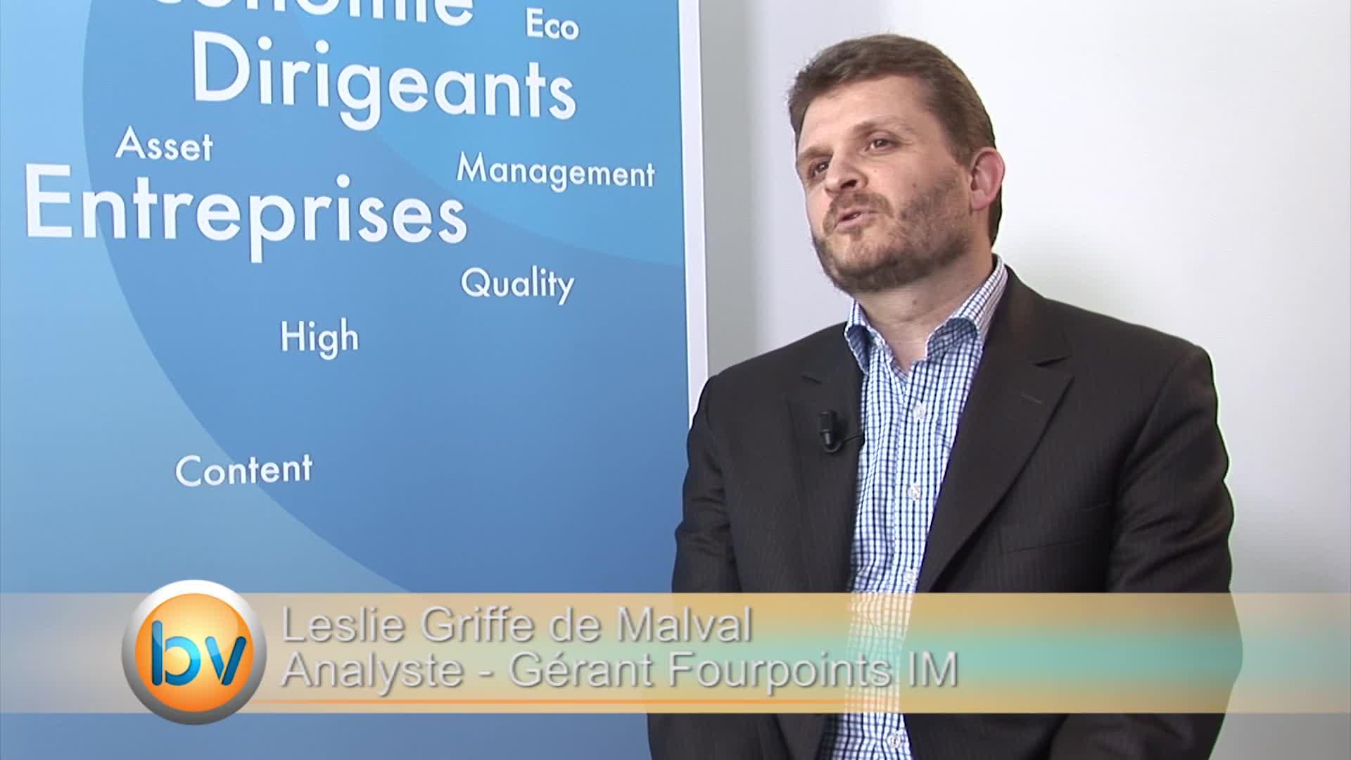 """Leslie Griffe de Malval Analyste – Gérant Fourpoints IM : """"La croissance sera dans les services pour mobiles"""""""