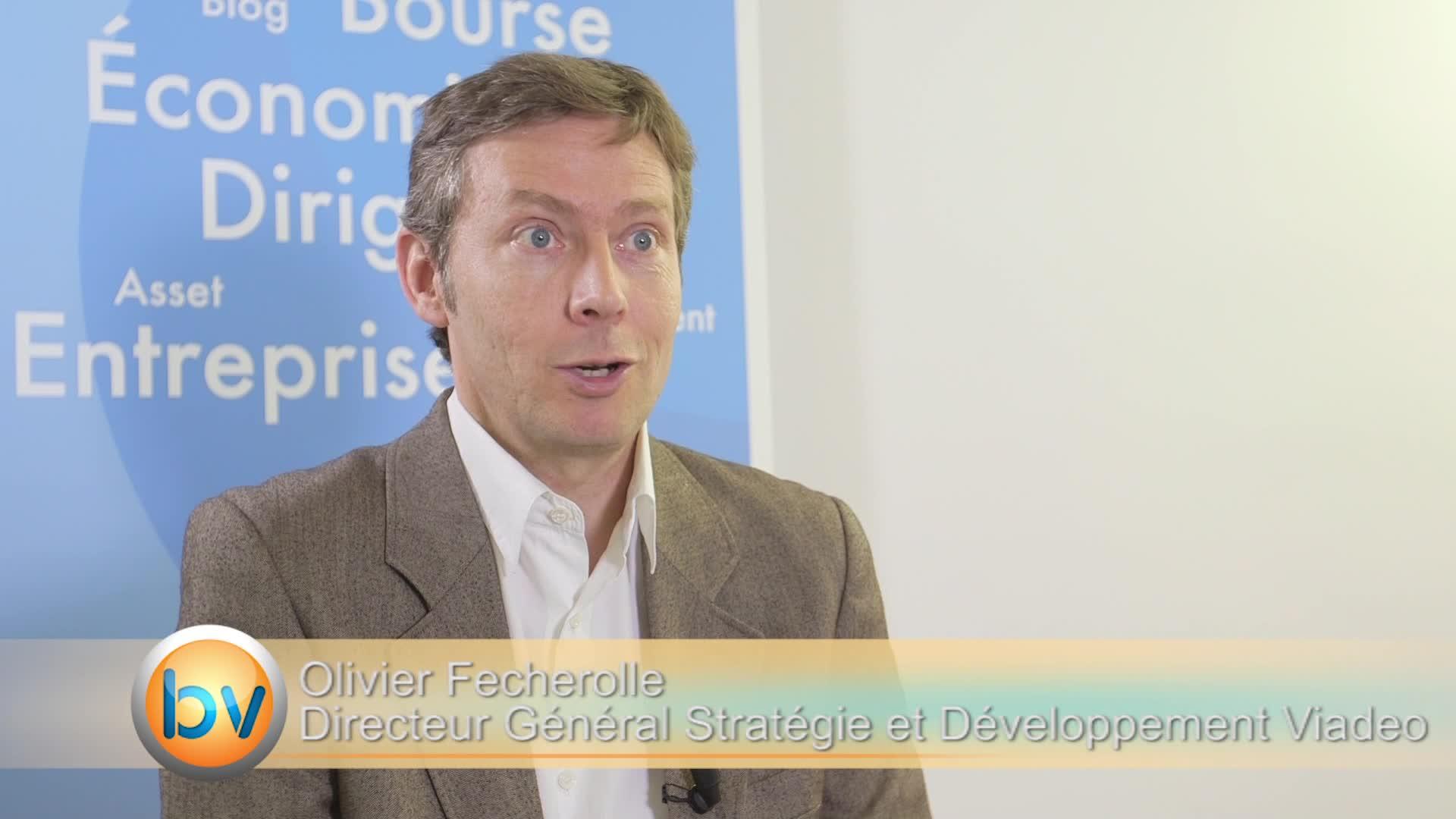 """Olivier Fécherolle, Directeur Général Stratégie et Développement Viadeo : """" Ouvrir le capital en Chine, oui, cession, non !"""""""