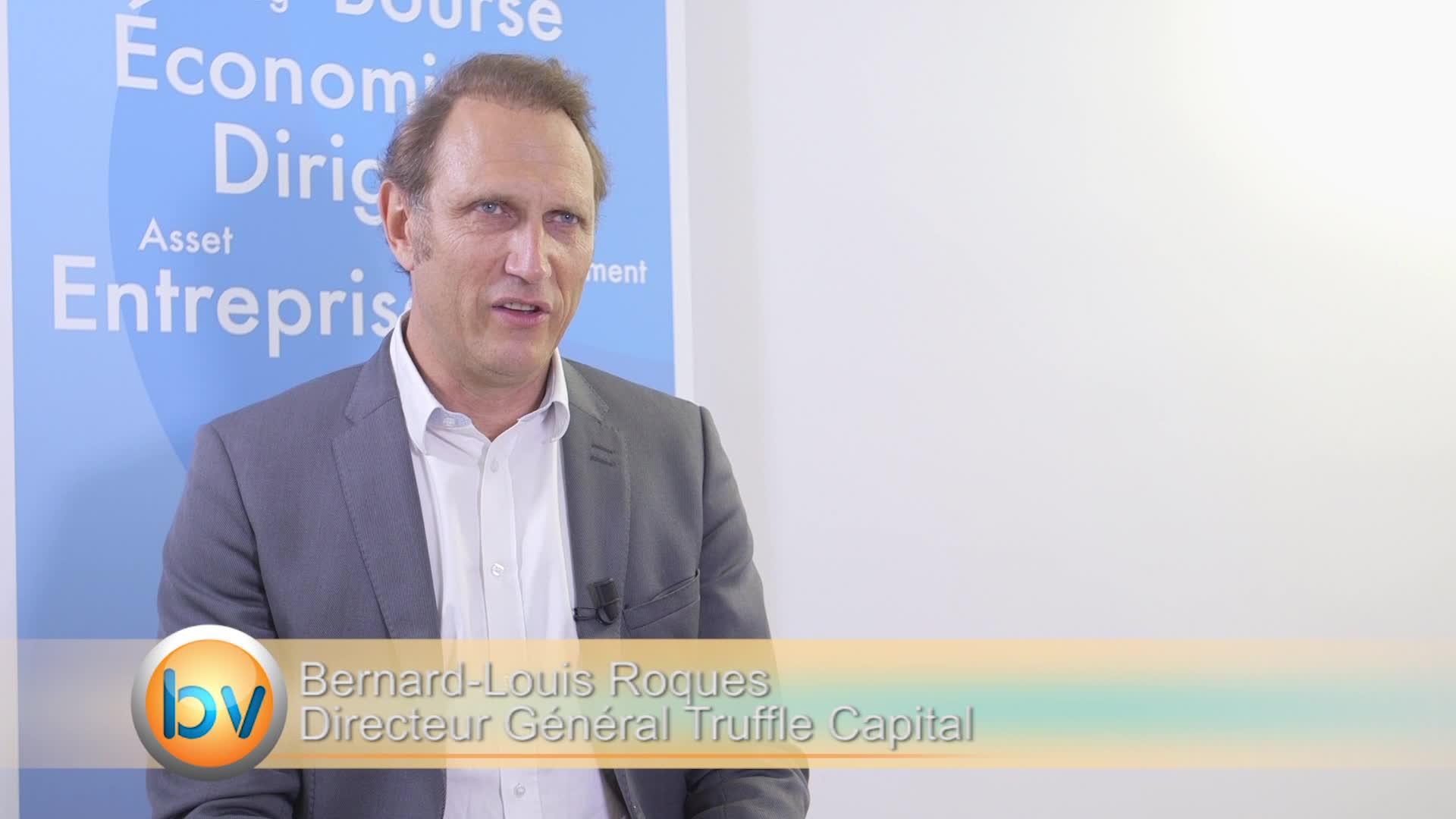 """Bernard-Louis Roques Directeur Général Truffle Capital : """"Il y a un déficit de financement par la Bourse des éditeurs de logiciels"""""""