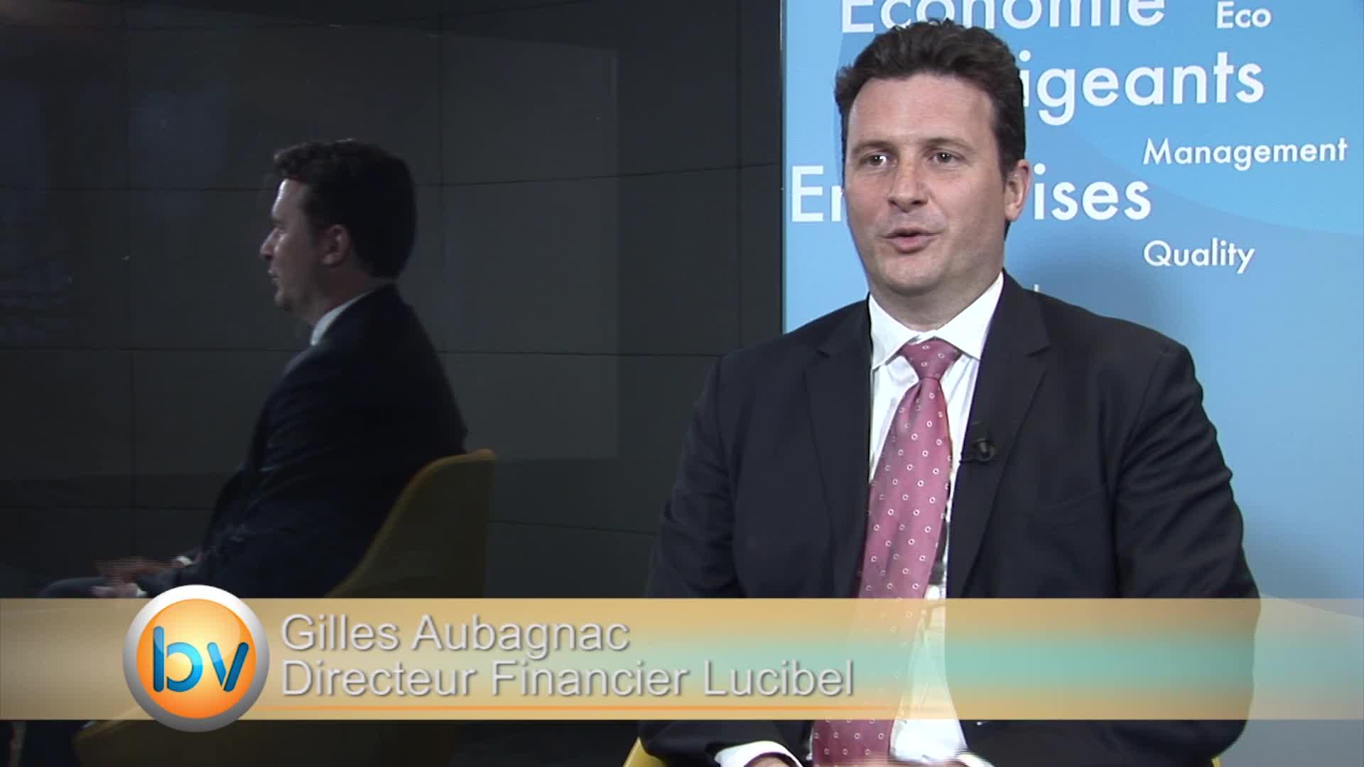"""Gilles Aubagnac Directeur Financier Lucibel : """"Nous pourrons financer la période d'inflexion du modèle"""""""