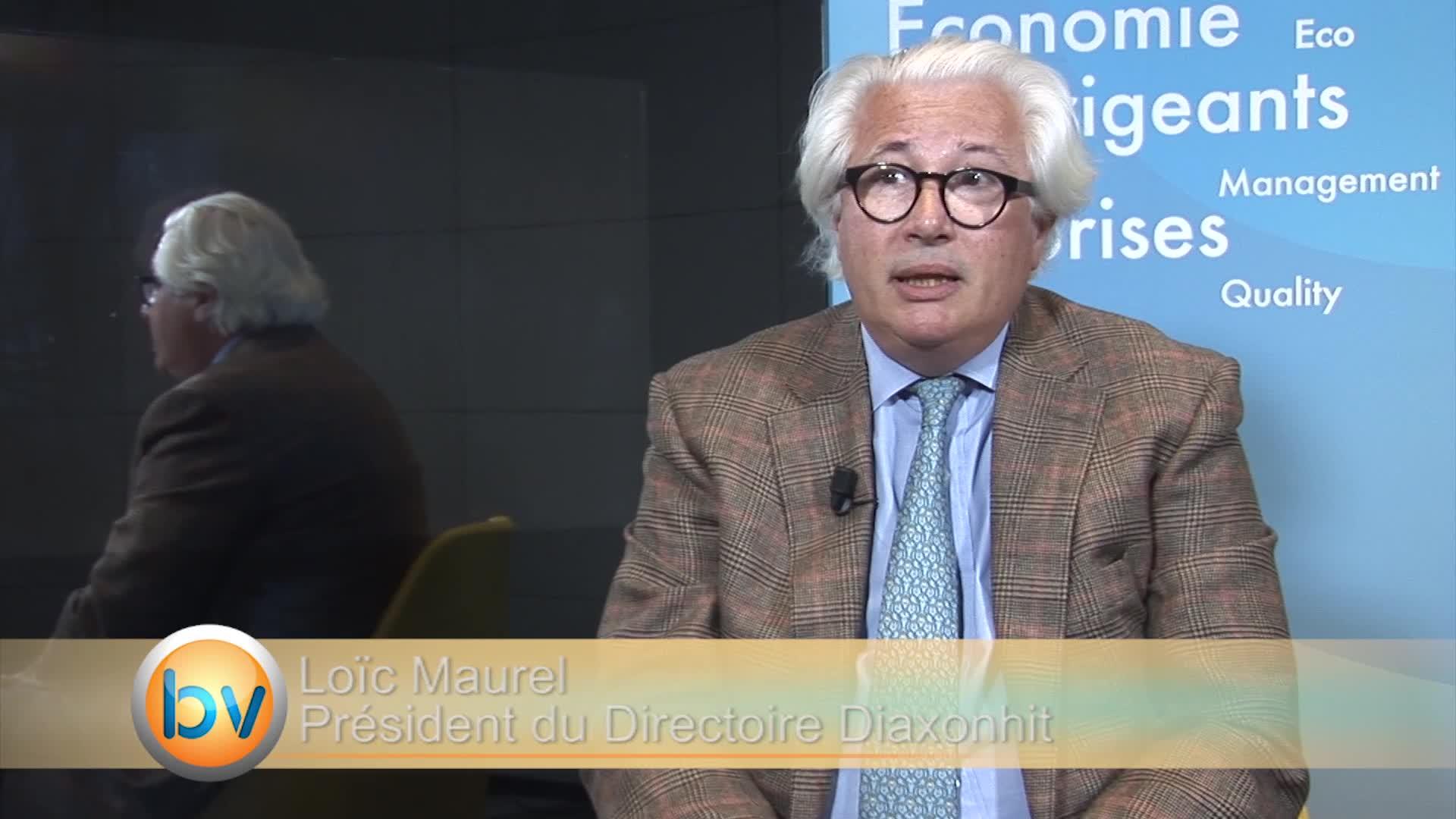 """Loïc Maurel Président du Directoire Diaxonhit : """"La croissance externe également pour de nouvelles gammes de produits"""""""