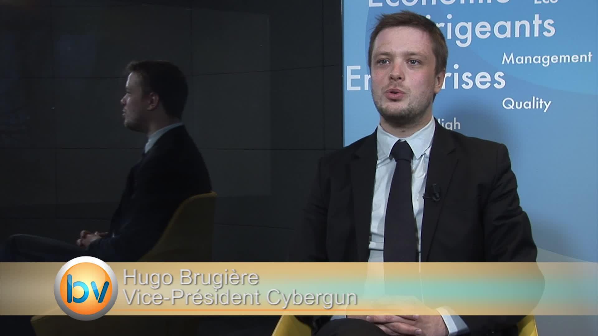"""Hugo Brugière Vice-Président Cybergun : """"Démontrer que le plan de retournement porte des fruits"""""""