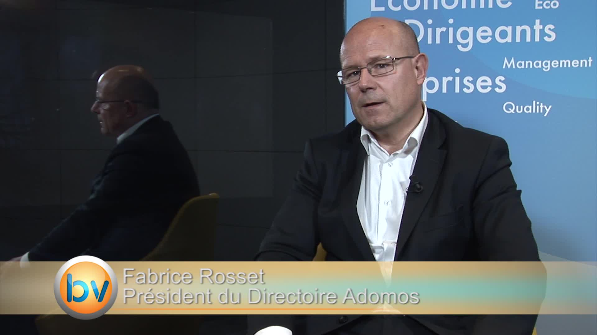 """Fabrice Rosset Président du Directoire Adomos : """"Le marché est en train de fortement redémarrer"""""""
