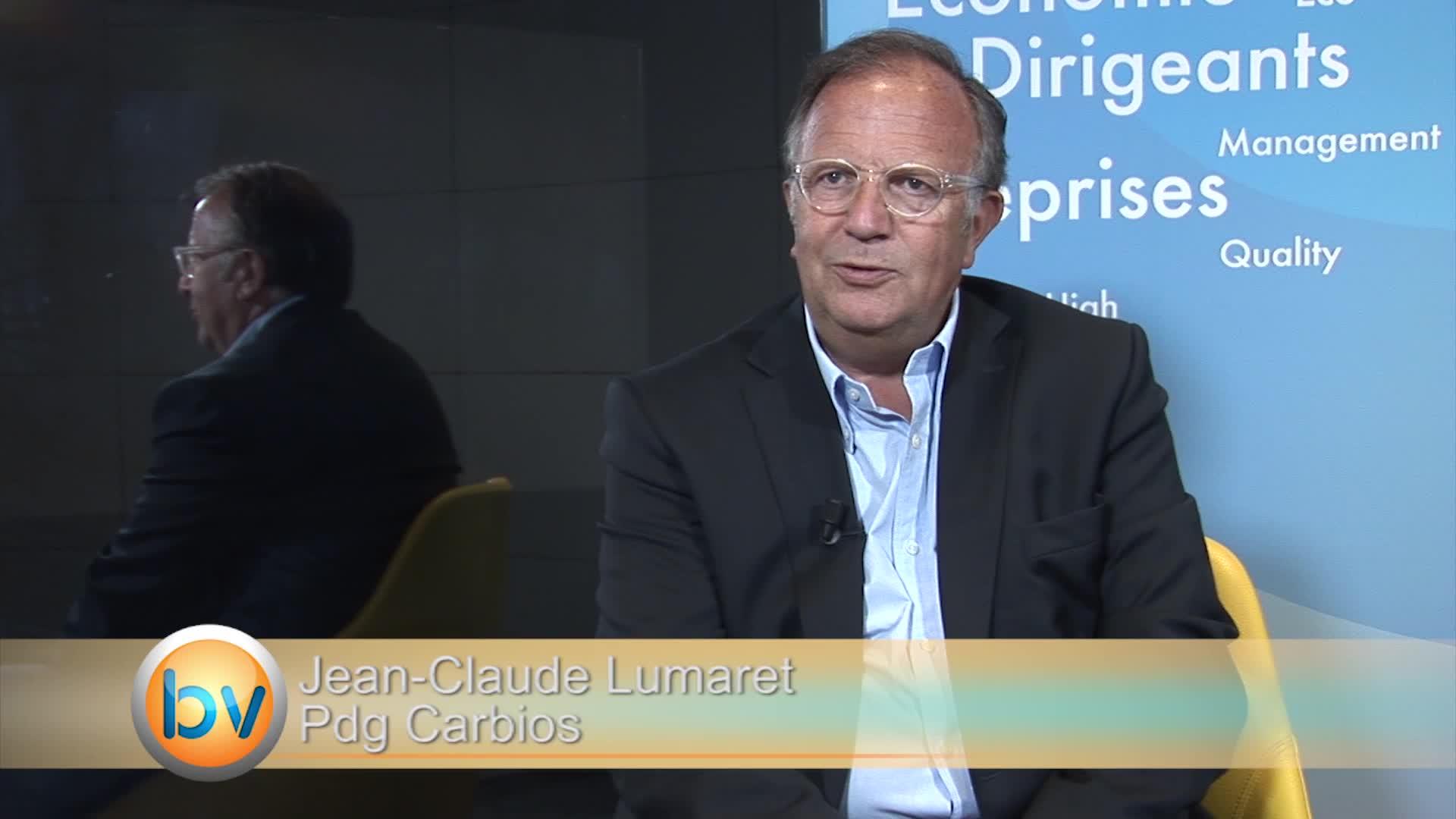 """Jean-Claude Lumaret Pdg Carbios : """"On est à même de travailler sur des accords de pré-développements de nos technologies"""""""
