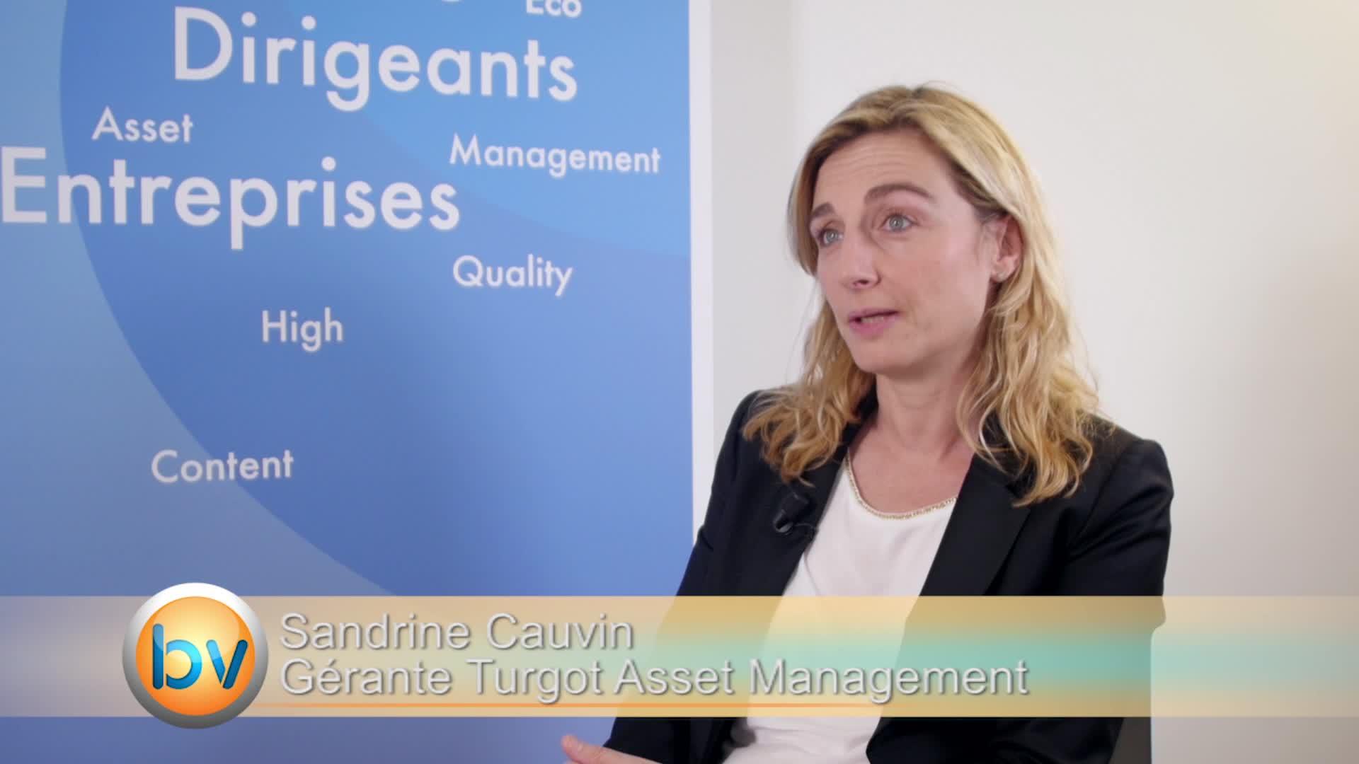 """Sandrine Cauvin Gérante Turgot AM : """"Les majors souffrent moins que les services pétroliers"""""""