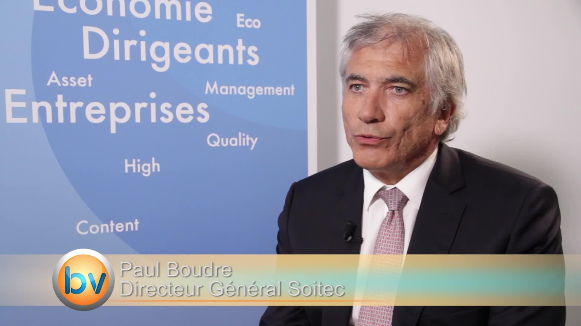 Paul Boudre Directeur Général Soitec : «Nous allons travailler sur la réduction de la dette»